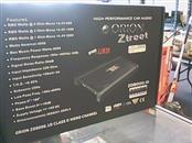 ORION ELECTRONICS Car Amplifier ZO8000.1D
